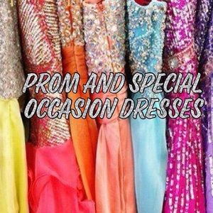Dresses & Skirts - PROM & SPECIAL OCCASION DRESSES