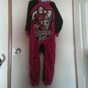monster high Other - Monster High Blanket Sleeper