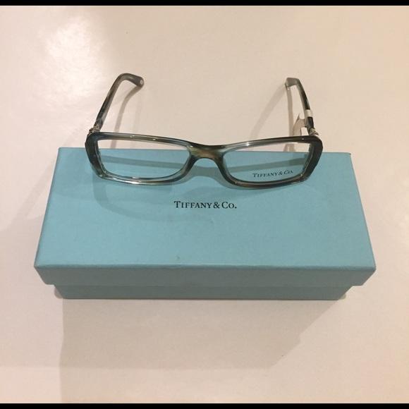 Tiffany   Co. Accessories   Nwt Tiffany Co Eyeglasses Frame Ocean Tf ... b969ad516c