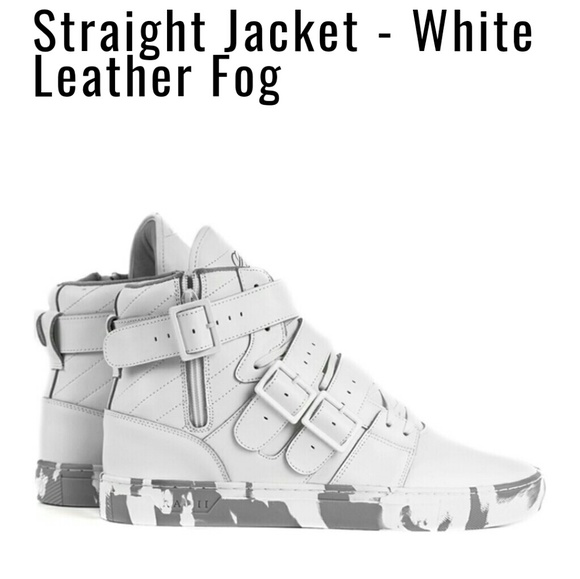 b5dc7c4c48eee Radii footwear Shoes   Radii Straight Jacket Color White Fog   Poshmark