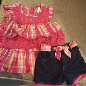 Nannette Other - Toddler outfit