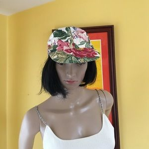 Samcap New York print painter/baseball cap