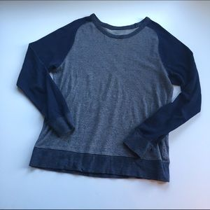 J. Crew Other - J. Crew Long sleeve thermal contrast t-shirt