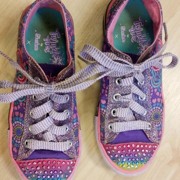 Skechers Shoes | Twinkle Toes Tennis