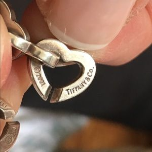 Tiffany & Co. Jewelry - Tiffany Heart bracelet.
