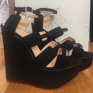 Charlotte Olympia Shoes - *SALE* NWT Charlotte Olympia Wedges