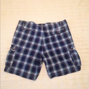 Club Room Other - Men's plaid cargo shorts size 38