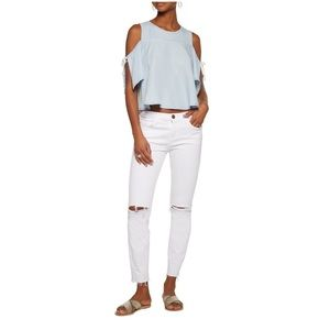 Walter Baker Tops - Walter Baker New York ||| Cold Shoulder Top