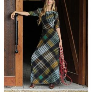 Shabby Apple Dresses & Skirts - Beautiful Plaid Dress.