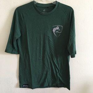 Alphalete 3/4 Sleeve Shirt
