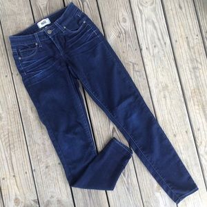 "Paige Jeans ""Peg Super Skinny"" Jeans 26 // 2"