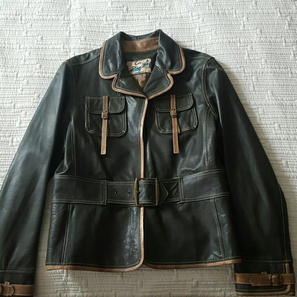 Custom Leather Jackets >> La Piel Jackets Coats Custom Leather Jacket Made In Ecuador