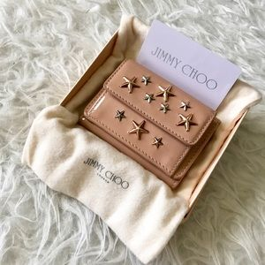 Jimmy Choo Star Nemo Wallet