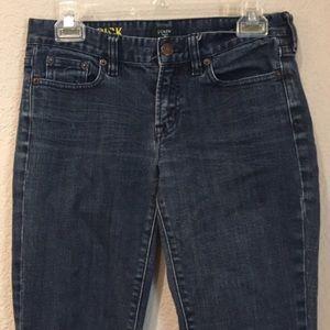 J. Crew Denim - J. Crew stretch toothpick denim jeans 👖