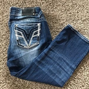 Vigoss Denim - Vigoss Capris