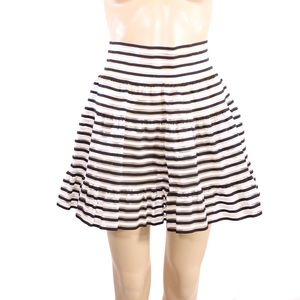 Pleasure Doing Business Dresses & Skirts - Pleasure Doing Business High Waisted Stripe Skirt