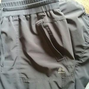 RBX Pants - RBX NYLON ATHLETIC CAPRIS