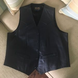 Scully Other - Scully leather vest