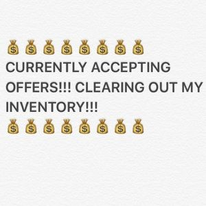 Other - NOW ACCEPTING REASONABLE OFFERS ON ALL ITEMS!!💎