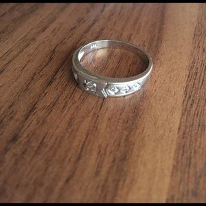 Other - Men Sterling silver ring size 10 1/2