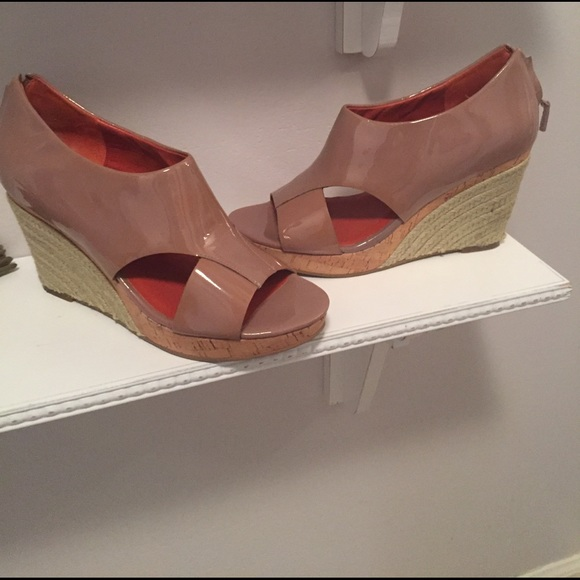 f61759d78b7 Cole Haan Shoes - Cole Haan Air Donella raffia platform