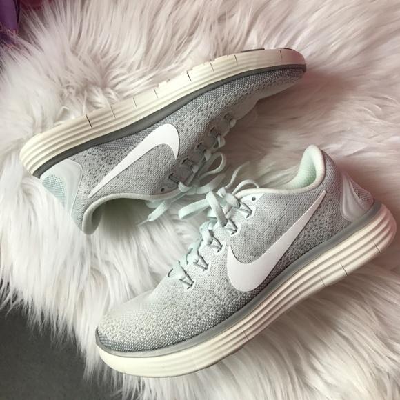 Nike Running shoes 827116 101 Nike Free RN Distance White