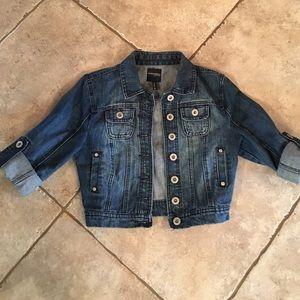 Highway Jeans Jackets & Blazers - Quarter length jean jacket🦄