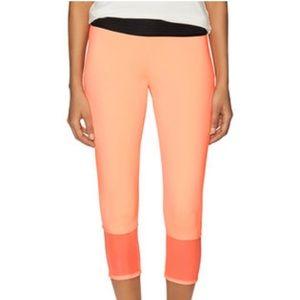 Athleta Pants - Athleta cropped yoga Capri pants NWT SMALL