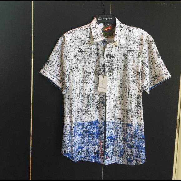 4d404e9694e Robert Graham   style  Puerco River shirt
