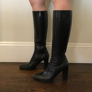 Jil Sander Shoes - Jil Sander Knee-High Boots