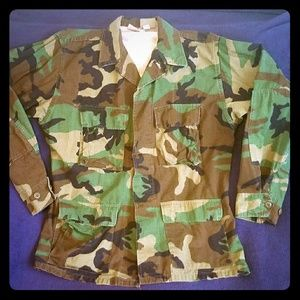 Propper Other - Woodland Camo Combat Jacket