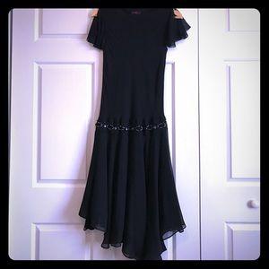 Cynthia Howie Dresses & Skirts - Beautiful black cocktail dress