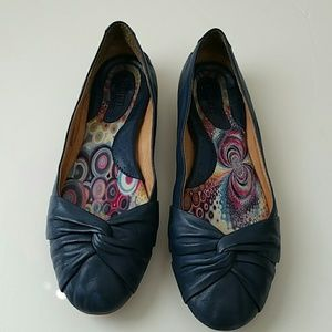 Born Shoes - Born flats blue size 9 1/2