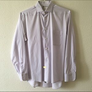Billy Reid Other - Billy Reid purple and white button down shirt