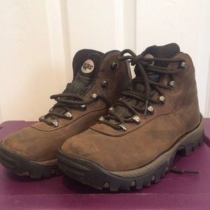 Hi-Tec Shoes - Hi-Tec Waterproof Hiking Boots