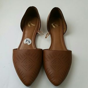Report Shoes - Report flats size 7 1/2