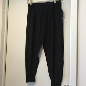 ATM Anthony Thomas Melillo Pants - ATM Silk Woven Jogger Pants w/ Tags