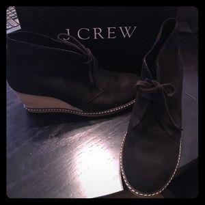 J.crew booties