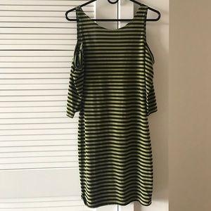 Size S, Urban Renewal stripped dress, worn once!