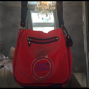 Juicy couture messager bag