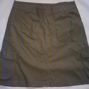 Copper Key Dresses & Skirts - NWOT Copper Key Cargo Mini Skirt