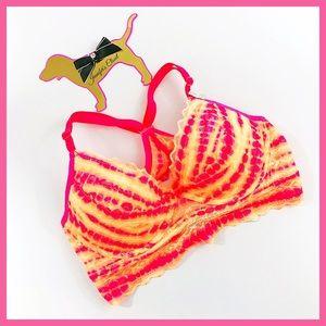•Victoria's Secret PINK• Lace push-up bra