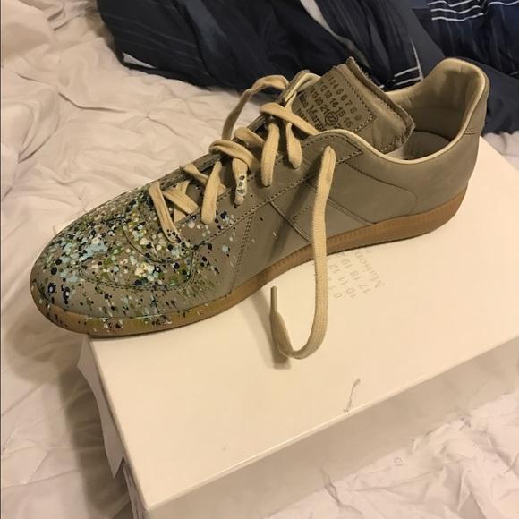 men maison margiela shoes