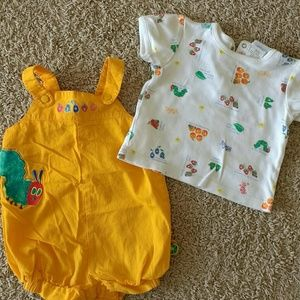 Carter's Other - Carter's baby set size 6-9 months