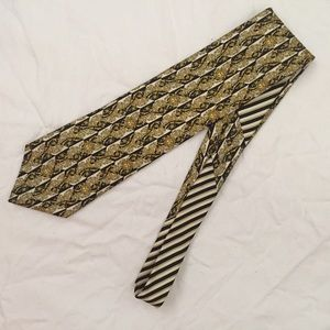 Versace Other - Vintage Auth Gianni Versace Classic Silk Tie