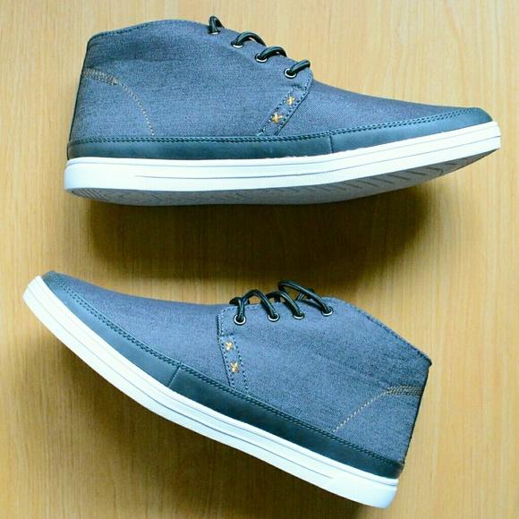 c971c168c14 Giraldi Men s Grey Denim Casual Lifestyle Shoes