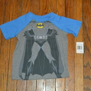 Batman Other - Barman shirt 2t nwt boys