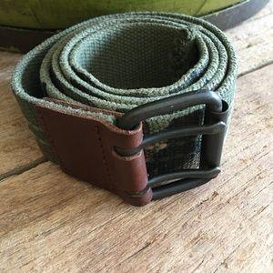 Other - Men's size 36 camo web cotton belt