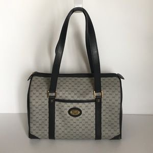 Gucci Handbags - Gucci Blue Micro GG Satchel