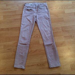 Gap khaki legging jeans